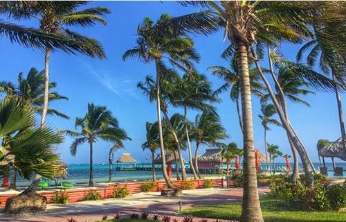 Belize Named Top Central American Destination