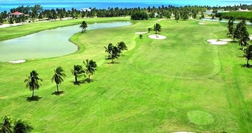 New Luxury Golf Course Coming to Caye Chapel