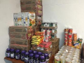 Island Food Bank Incentivizing Employment