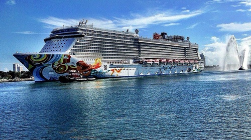 >Belize Welcomes Norwegian Cruise Ship Getaway