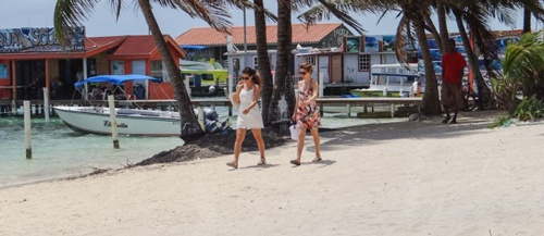 Belize Tourism Board Reports Record First Quarter for Ambergris Caye